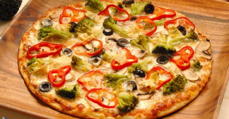 vegetarianska pizza 159829